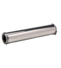 LONGUEUR INOX  ISOLEE 1M 100/150  INT 316 EXT 304+BRIDE
